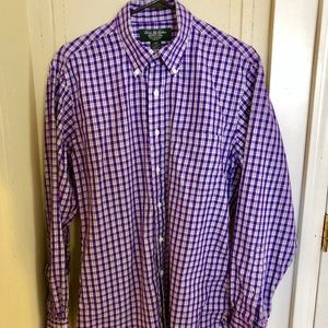 Brooks Brothers Country Club Sport Shirt (M)